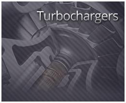 Diesel Engine Turbochargers