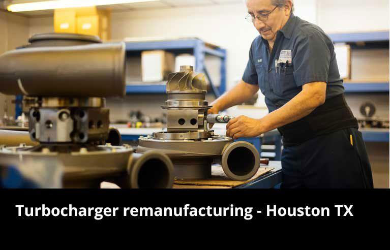 Garrett Turbochargers - Texas, Oklahoma and Louisiana