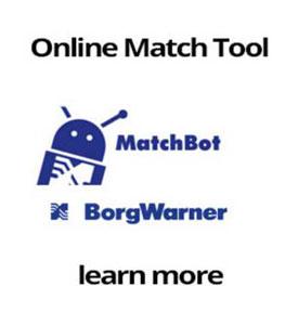 BorgWarner diesel turbochargers M&D Distributors
