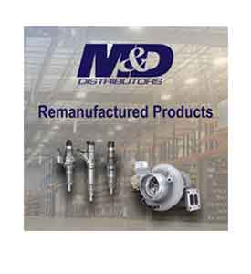 Shop for diesel fuel injectors at M&D Distributors.com