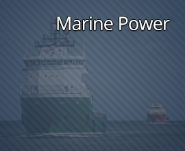 marine power