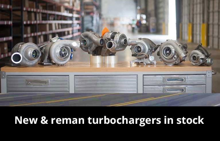 OEM Turbos - Houston TX
