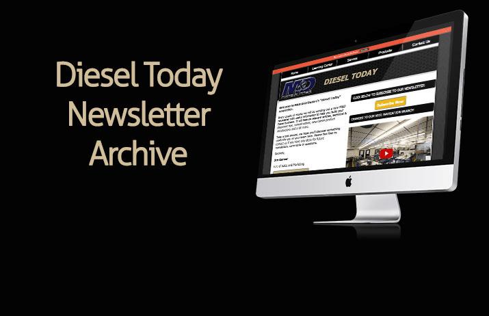 Diesel engine newsletter
